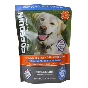 cosequin soft chews with msm plus omega 3s for dogs 120 ct. Black Bedroom Furniture Sets. Home Design Ideas