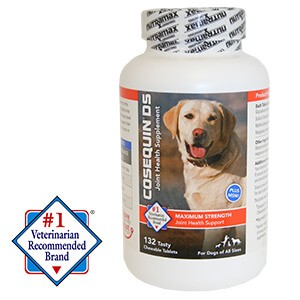 cosequin ds joint health supplement plus msm for dogs 132 chew tabs. Black Bedroom Furniture Sets. Home Design Ideas