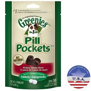 Greenies Pill Pockets Tablets for Dogs