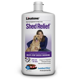 Linatone Shed Relief, 16 Ounce Bottle