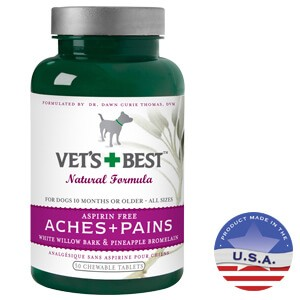 Vet S Best Aches Pains For Dogs Review
