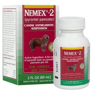 Nemex  Dosage For Cats