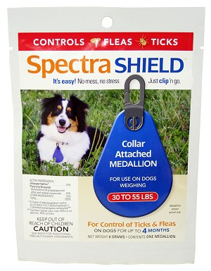 Spectra Shield 4 Month Dogs over 30-55 lbs.