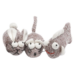 Multipet Sock Pals Cat Toy