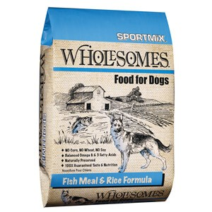 Sportmix Wholesomes Dog Food Reviews