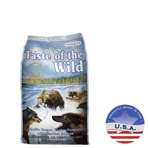 Taste of the Wild Pacific Stream Canine Formula 5 lbs