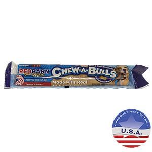redbarn chew a bulls peanut butter dog treat medium 2 oz single. Black Bedroom Furniture Sets. Home Design Ideas