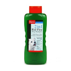 2 In 1 Rid Flea Shampoo Regular