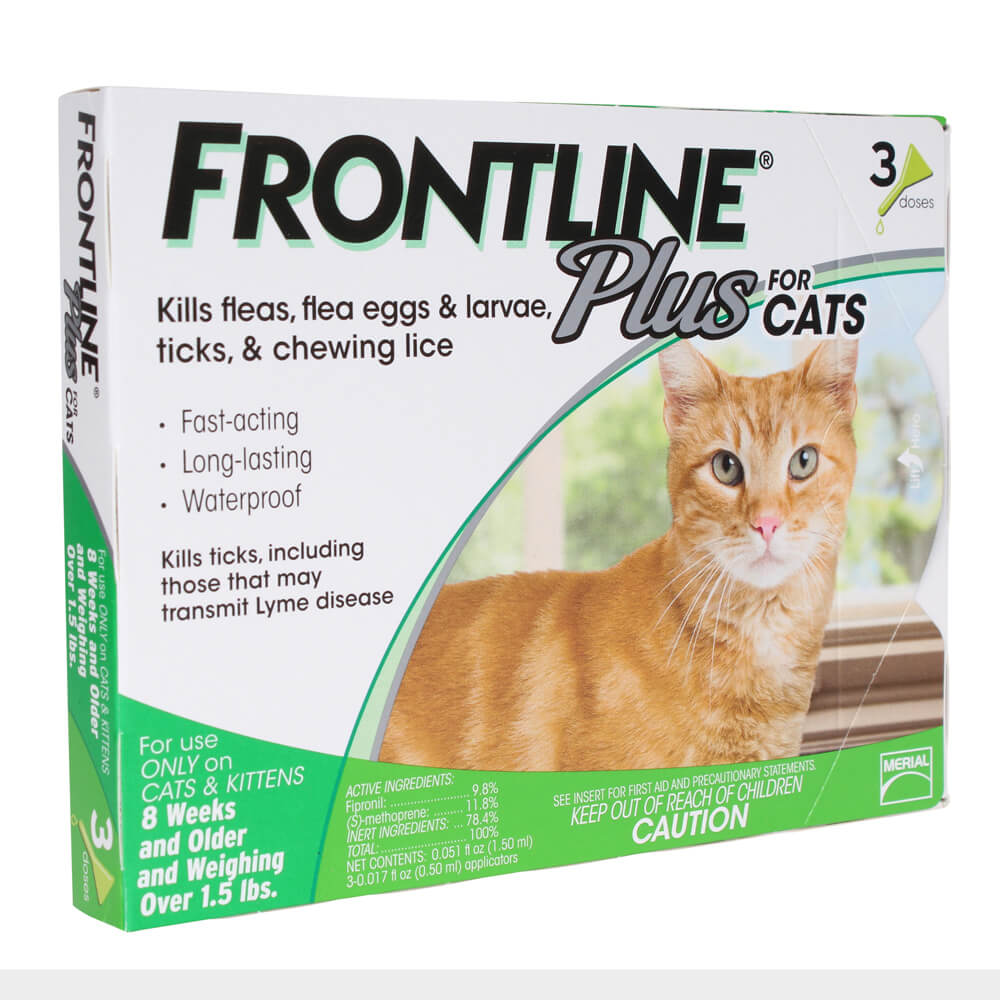 Frontline Flea And Tick For Cats Reviews