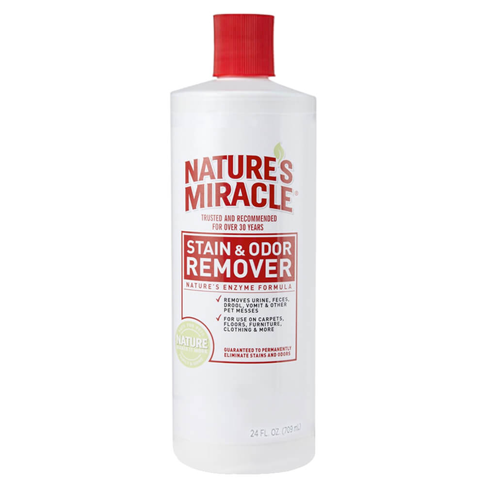 Nature S Miracle Pet Stain Odor Remover