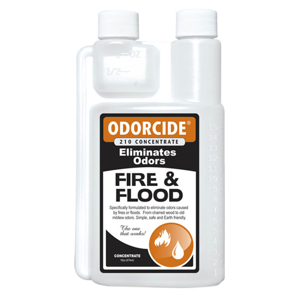 Odorcide Fire & Flood Concentrate, 16 oz