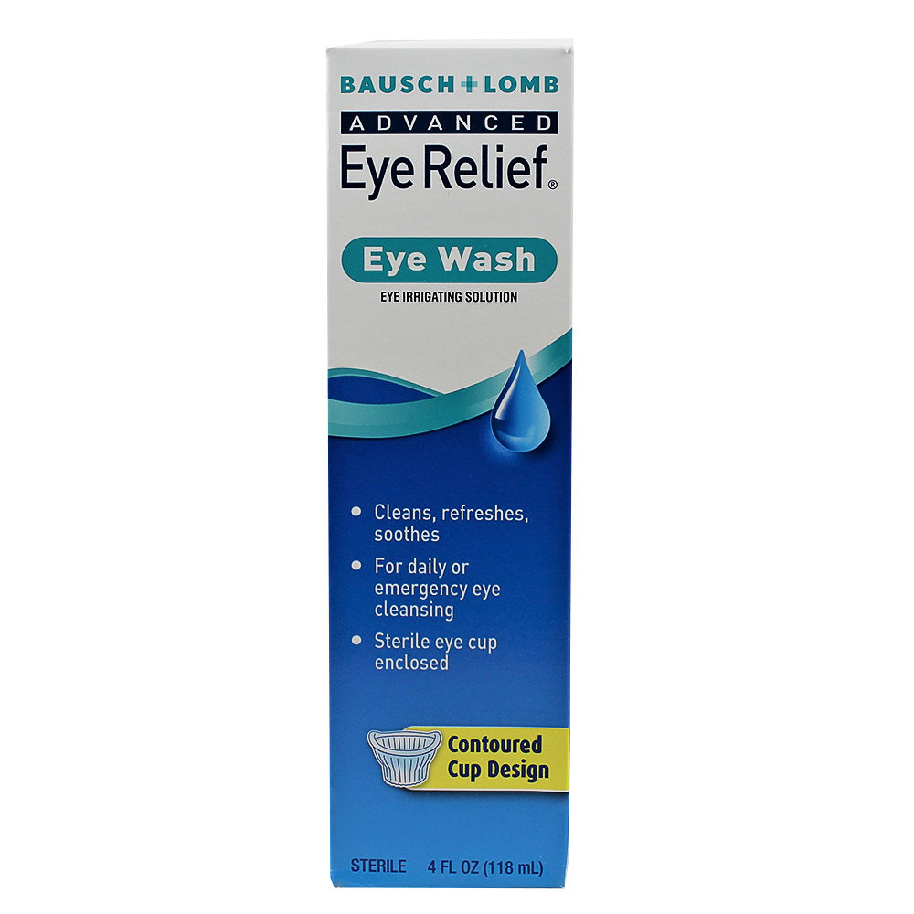 Eye Irrigation Solution, 4 oz