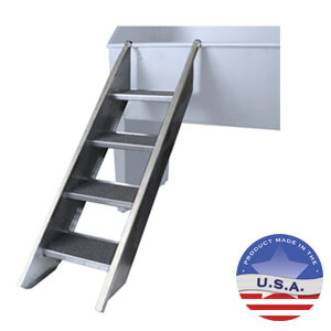 Groomer's Best Stainless Pet Steps
