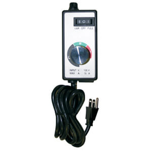 Laube Vacuum Variable Speed Controller
