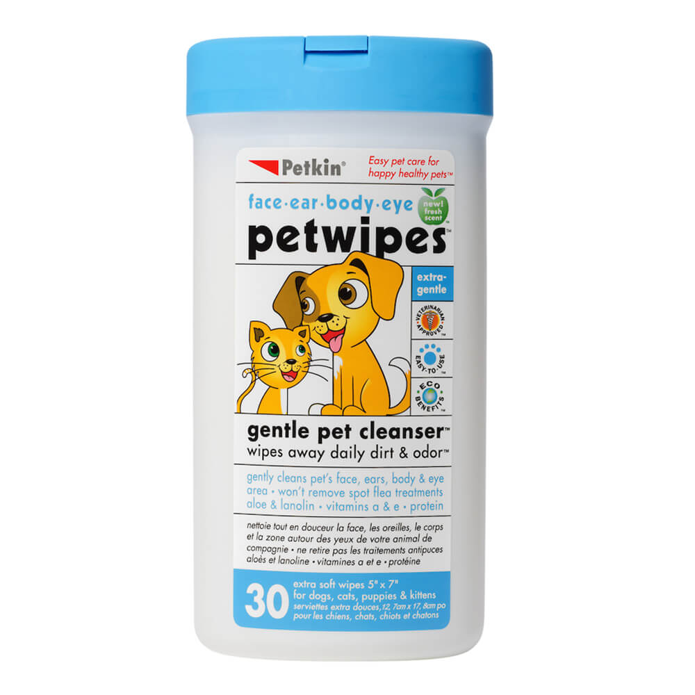 Pet Wipes 30 Count