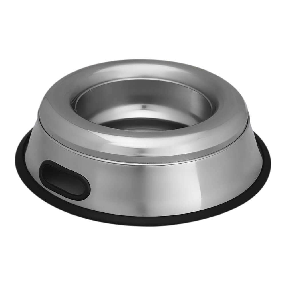 Anti Spill Stainless Steel No Tip Bowls