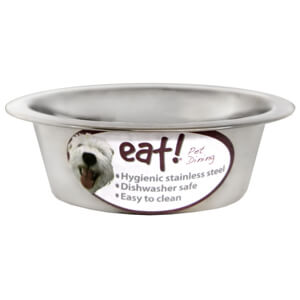 eat! Stainless Steel Bowl
