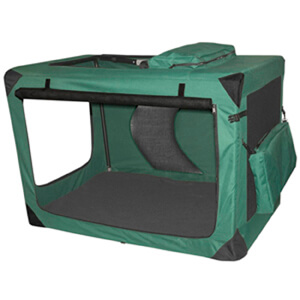 Generation II Deluxe Portable Soft Crate 42