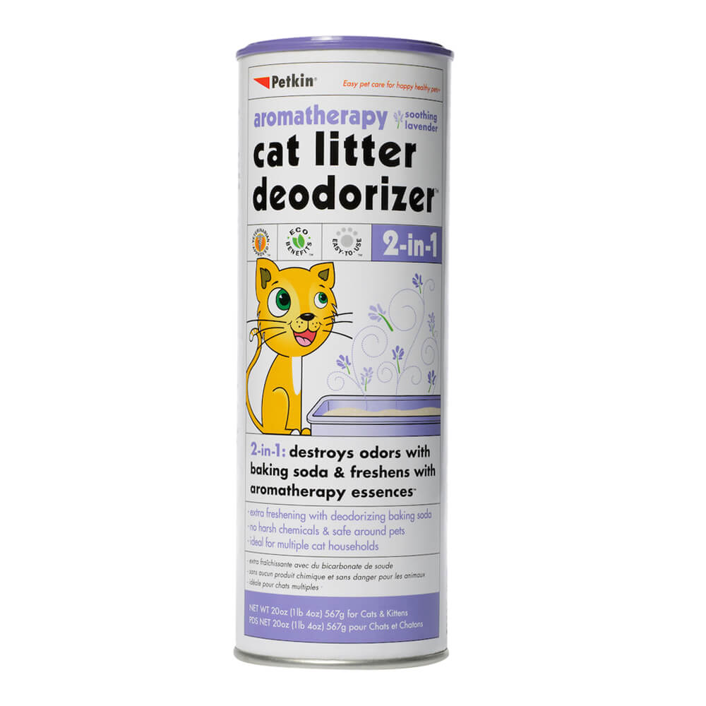 Cat Litter Deodorizer Lavender, 20 oz