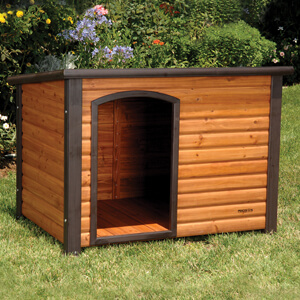 Precision Pet Products Extreme Outback Log Cabin
