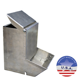 Lifetime Aluminum Feeders