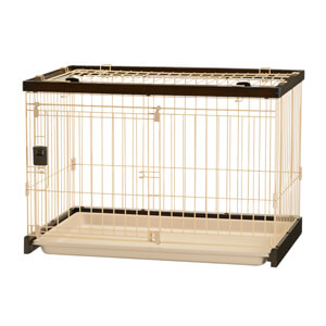 Easy-Clean Pet Crate Small