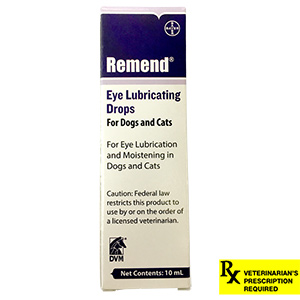 Rx, Remend Eye Lubricating Drops