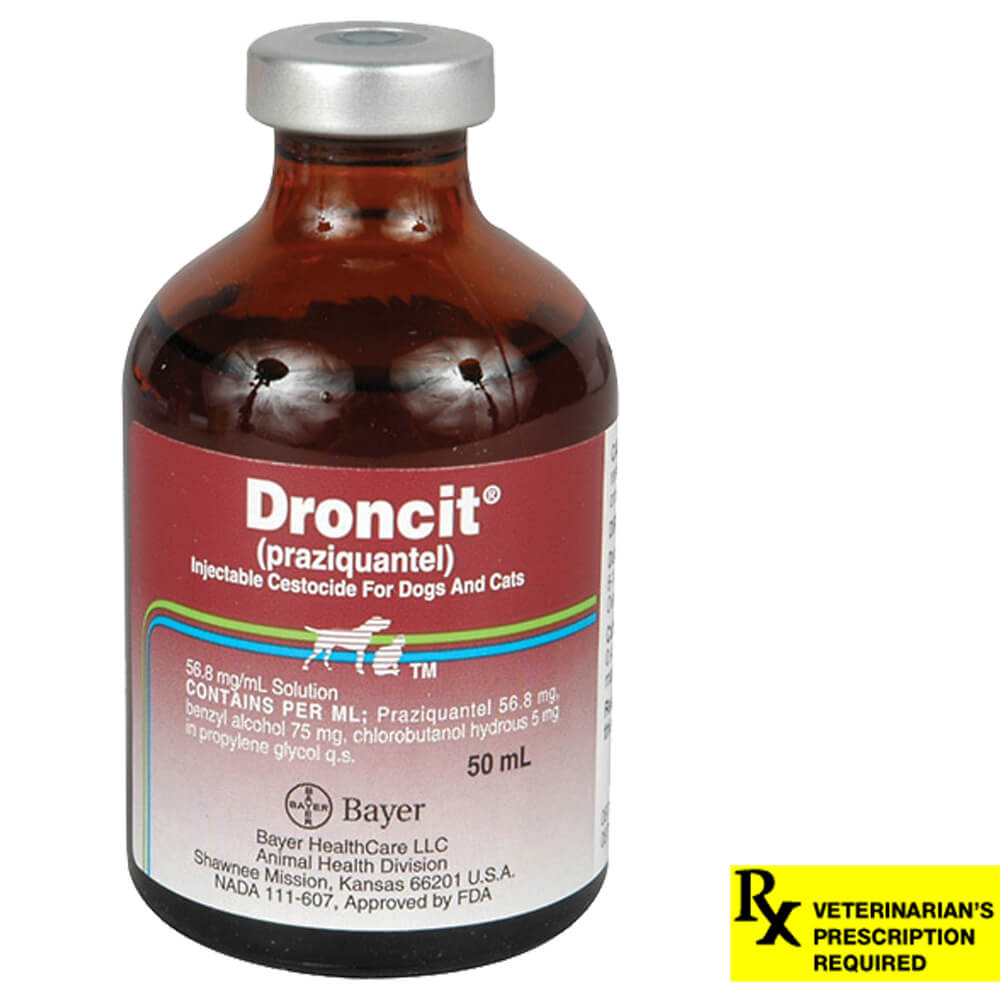 Droncit Injectable Rx, 56.8 mg x 50 ml