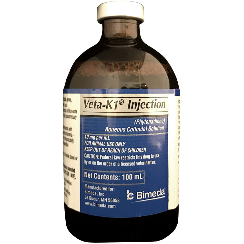 Rx Veta K1 Injection 100ml