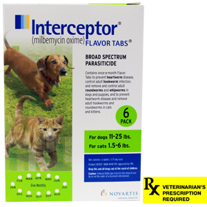 Interceptor Rx for Dogs