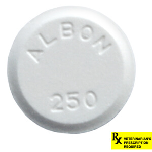 Rx Albon 250mg x 1 Tablet
