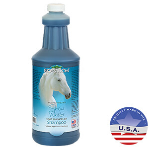 Bio-Groom Show White Shampoo for Horses