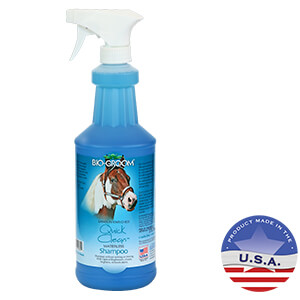 Bio-Groom Quick Clean Waterless Shampoo for Horses