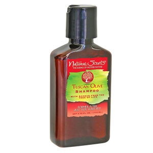 Natural Scents, Tuscan Olive Shampoo, 3.75 oz