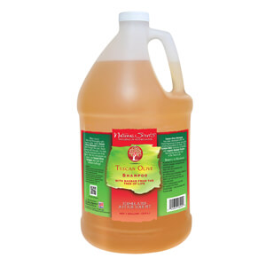 Natural Scents Tuscan Olive Shampoo, 1 Gallon