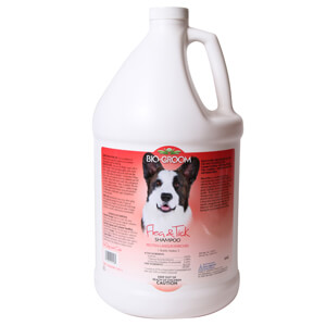 Bio-Groom Flea & Tick Shampoo, Gallon