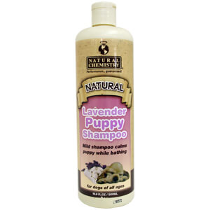 Natural Chemistry Lavender Puppy Shampoo