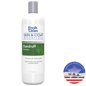 Fresh 'n Clean Skin & Coat Essentials Dandruff Shampoo