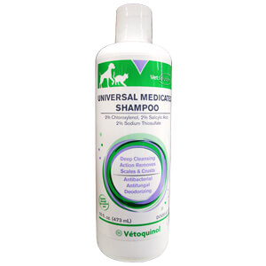 Universal Medicated Shampoo