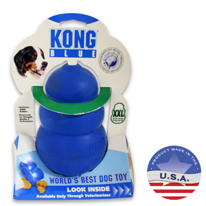 KONG for Dogs, Blue King XX-Large 85 lbs and Up