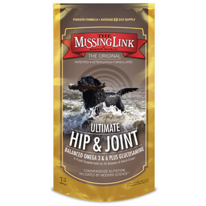 The Missing Link® Hip & Joint Formula, for Dogs, 1 lb