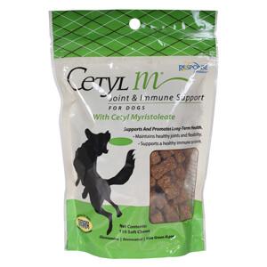 Cetyl M Joint & Immune Support Soft Chews, for Dogs, 110 ct