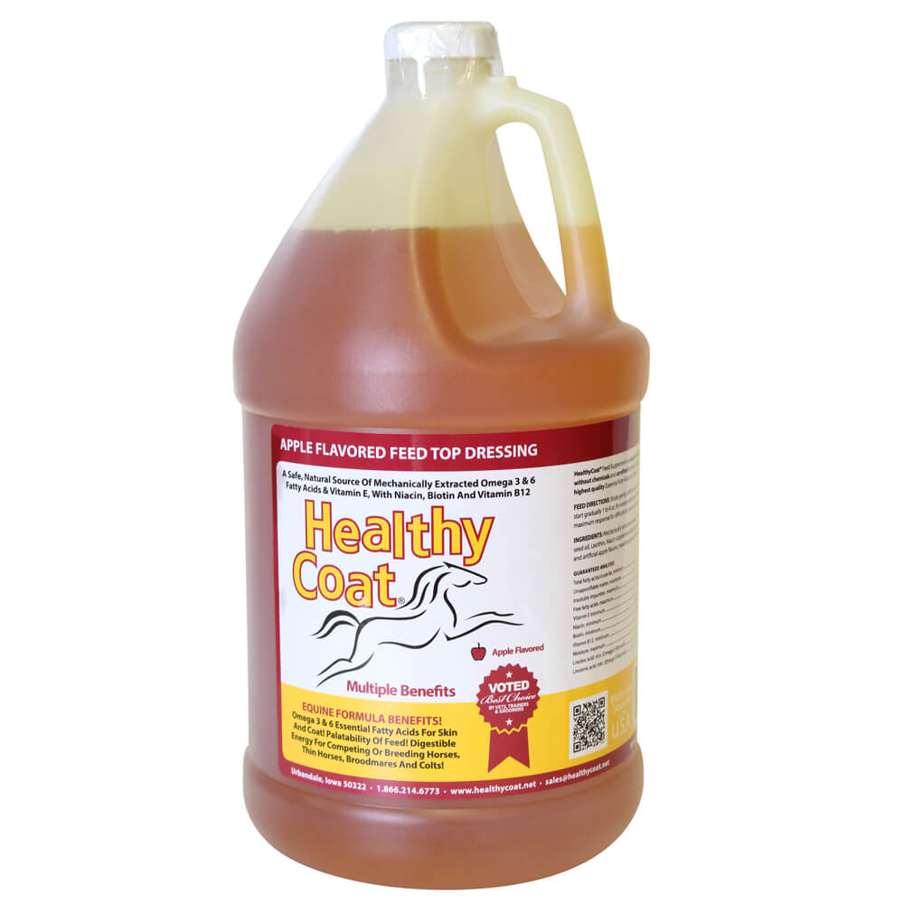 Healthy Coat Horse, Gallon