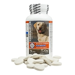 Cosequin DS plus MSM plus HA (Hyaluronic Acid) Chewable Tablets for Dogs , 75 count