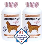 Cosequin DS Chewables Tablets, 250 ct, 2 Pack