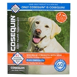 Cosequin Soft Chews with MSM Plus Omega-3s for Dogs, 60 ct