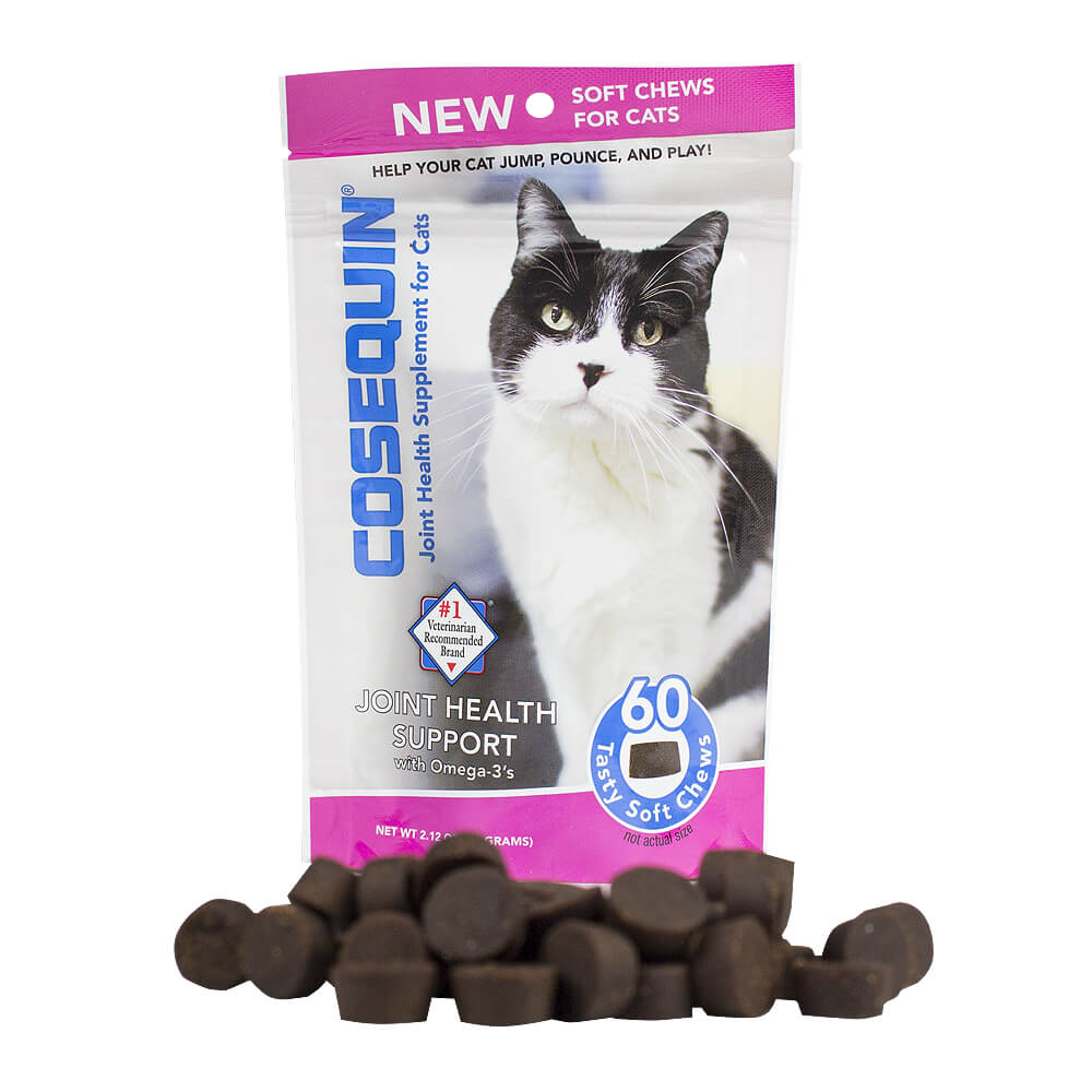 Cosequin for Cats Soft Chews 60ct