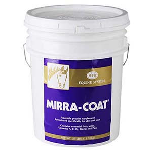 Mirra-Coat Powder, 25 lb