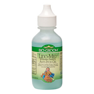 Bio-Groom Lido-Med Anti-Itch Gel