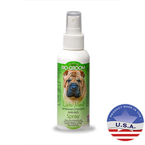 Bio-Groom Lido-Med Anti-Itch Spray